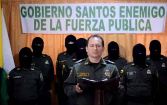 Patrullero que criticó a Santos no confía en la Justicia Penal Militar