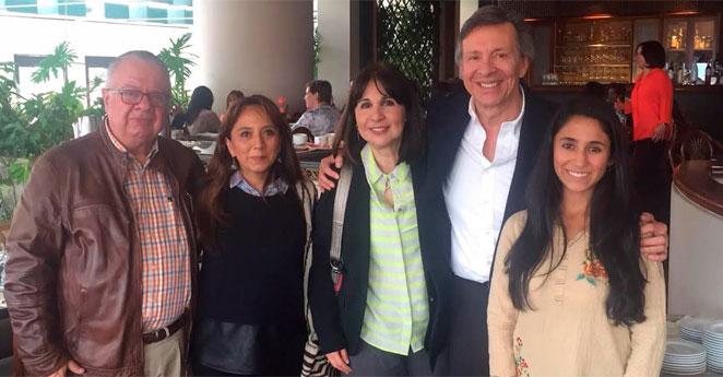 Empalme entre embajador saliente y entrante de Colombia en Turquía