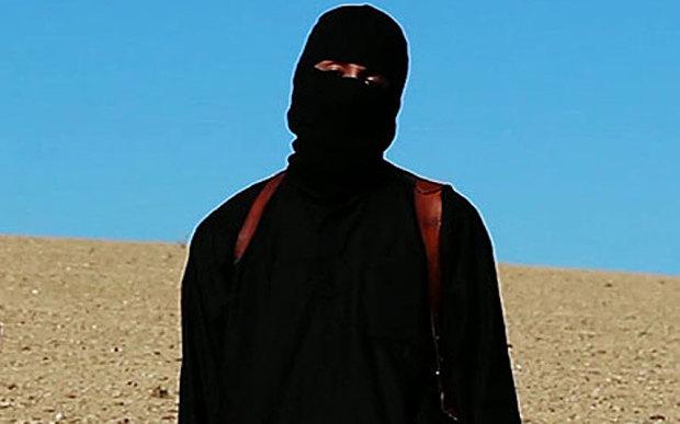 EE.UU. bombardeó campamento de decapitador del Estado Islámico