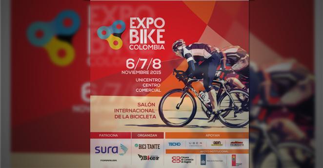 El primer salón de la bicicleta en Bogotá