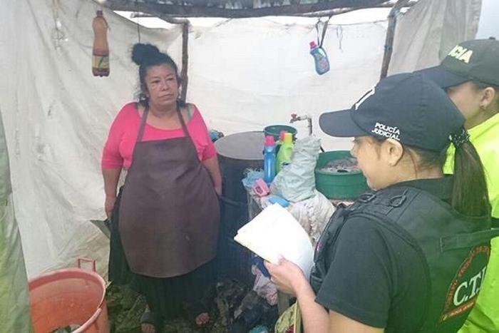 50 años de cárcel para mujer que planeó crimen de 4 niños en Caquetá