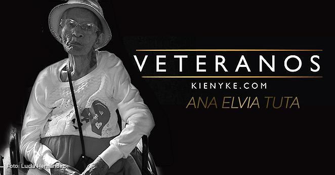 La sanadora que ahora tiene 100 años