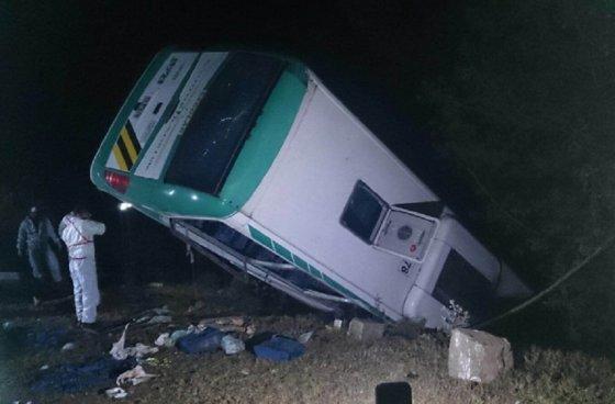 Siete muertos dejó accidente de tránsito en vía Zipaquirá – Ubaté