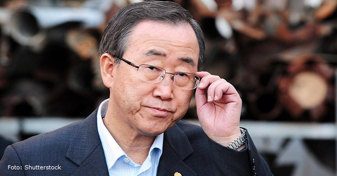 """La ONU cierra 2015 entre el """"éxito y el horror"""""""