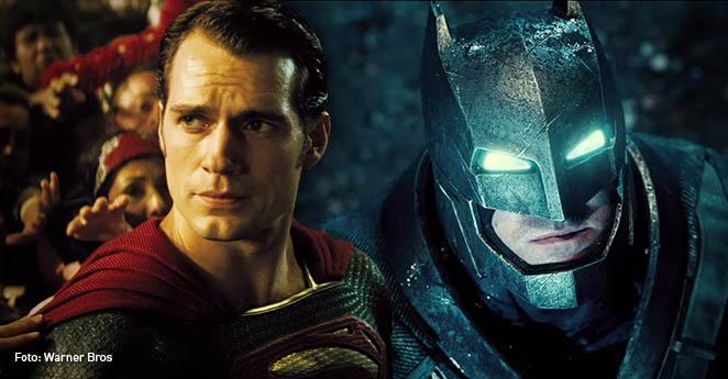En 2016 veríamos al hombre capaz de matar a Superman