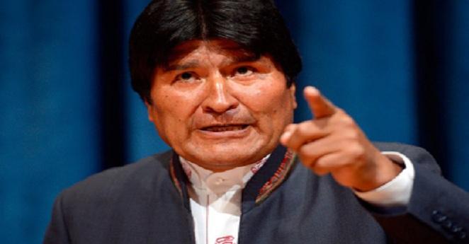 (Video) Evo Morales protagoniza montaje en película Star Wars