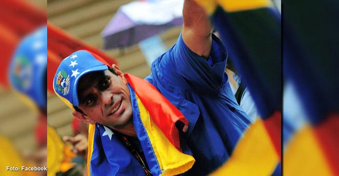 Capriles le pide a Maduro ponerse 'a la orden' del Parlamento