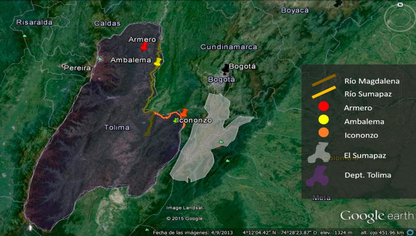 Tres lugares inusitados en el Tolima