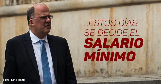 La economía y los seis millones de colombianos por debajo del salario mínimo