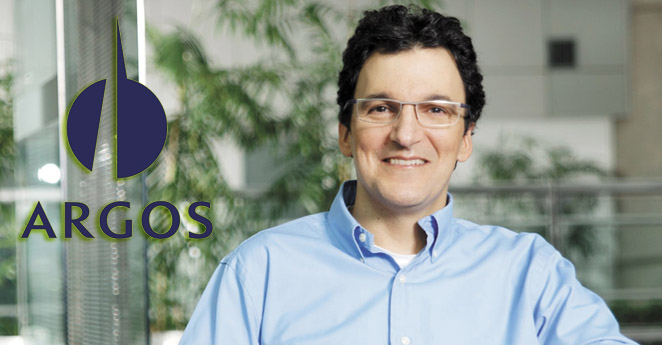 Él es el nuevo presidente de Cementos Argos