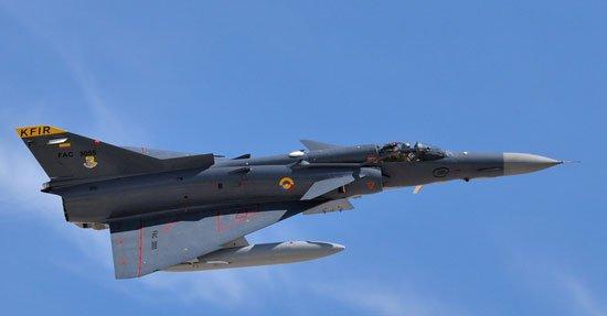 ¿Por qué aviones de combate sobrevolaron Bogotá?