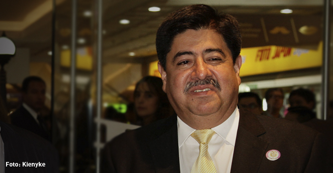 Luis Bedoya acepta dos cargos en EE.UU en escándalo de FIFA Gate.