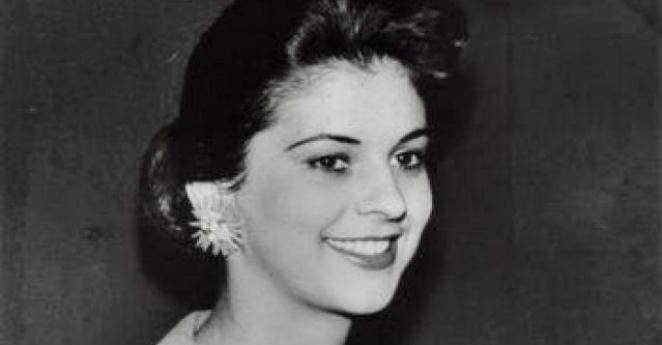 Falleció la ex Miss Universo Luz Marina Zuluaga