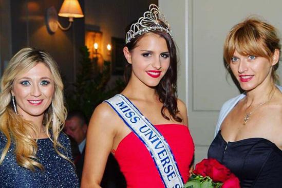 Miss Eslovenia Ana Halozon