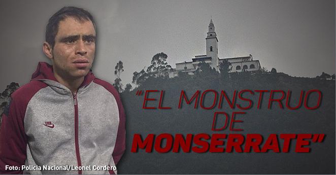 Encuentran otras dos víctimas del monstruo de Monserrate