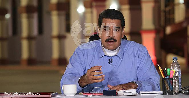"""Maduro dice que si bancada opositora quiere revocarlo, irá al """"combate"""""""