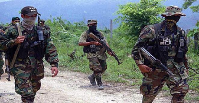 (Video) Alerta por posible rearme de paramilitares en Urabá