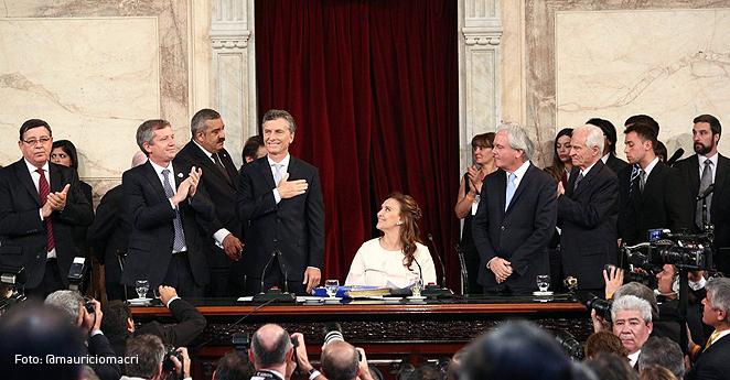 """Macri advierte que será """"implacable"""" con la corrupción"""