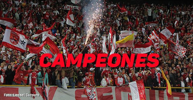Santa Fe se coronó campeón de la Copa Sudamericana