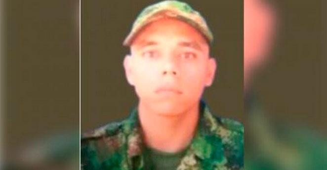 Farc liberó a soldado que había secuestrado en San Vicente del Cagúan
