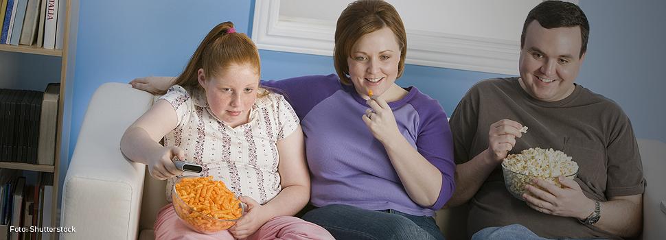 Obesidad infantil: un problema de grandes