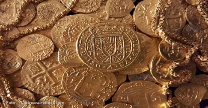 Galeón hundido en Cartagena tiene tesoro de US$10 mil millones