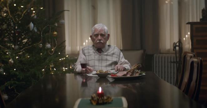 El vídeo más conmovedor de esta Navidad