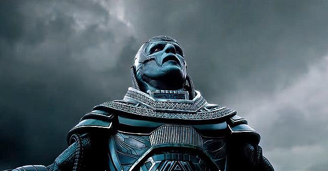 Primer trailer de X- Men: Apocalipsis