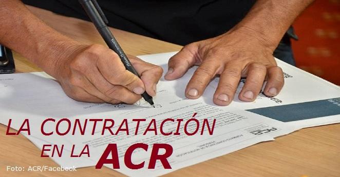 ¿Qué pasa con los contratos de la agencia de reintegración?