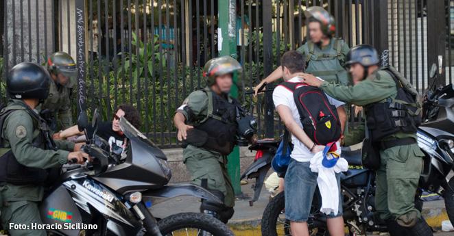 ¿Autoridades venezolanas están matando a los jovenes?