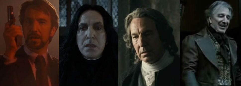Los papeles más recordados del profesor de Harry Potter