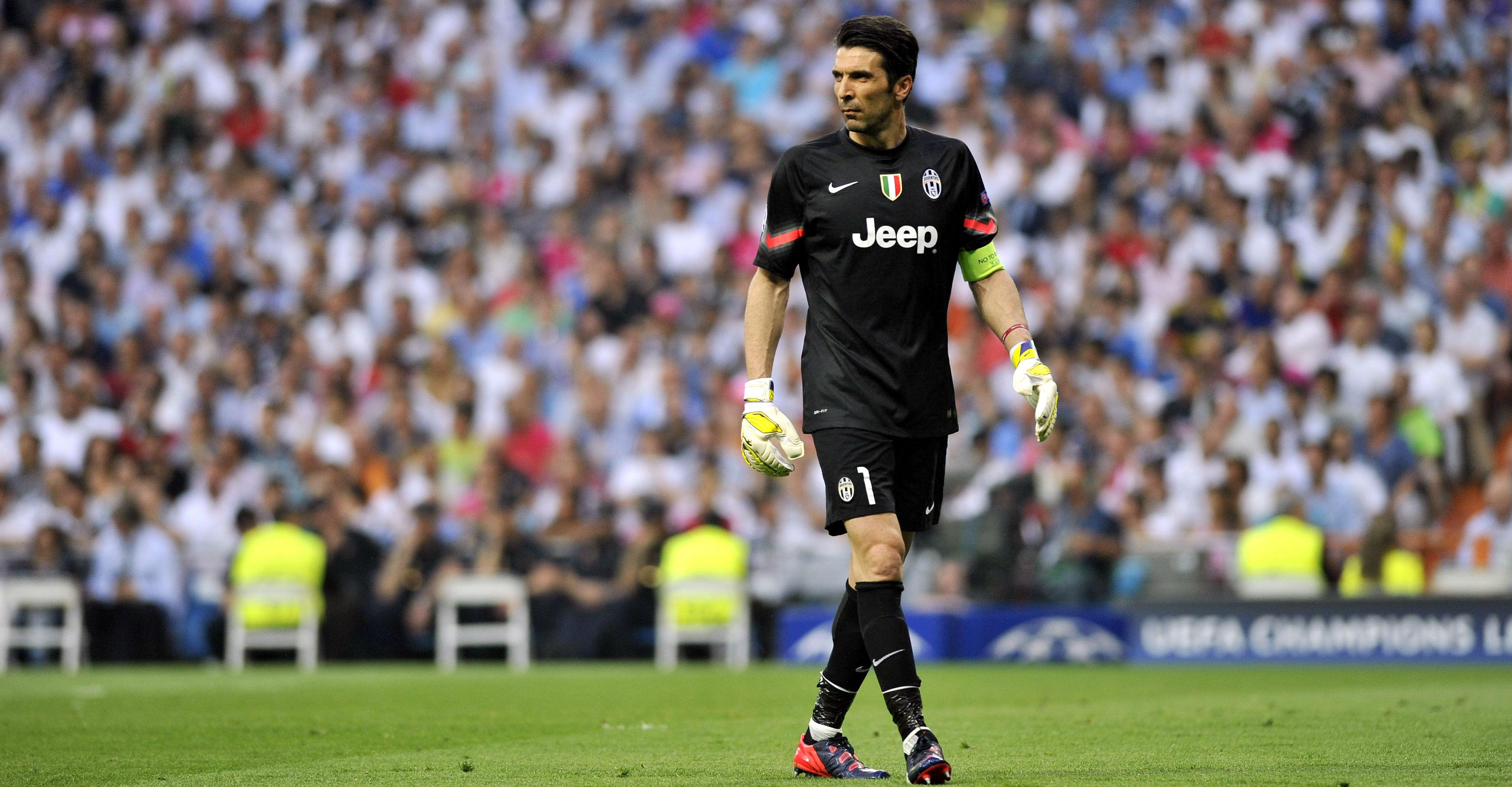 Italia no votó para el Balón de Oro en protesta por ausencia de Buffon
