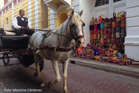 Cartagena recibe a los invitados y asistentes del Hay Festival
