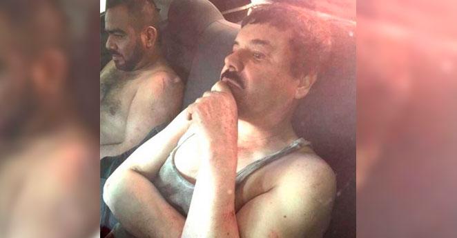 'El Chapo' fue capturado al descubrirse que iba a rodar filme autobiográfico