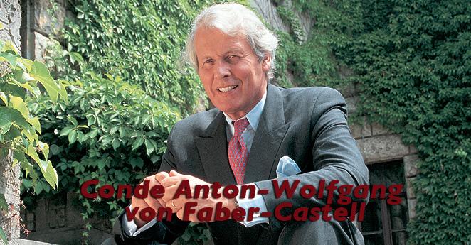 Fallece el dueño del imperio Faber Castell