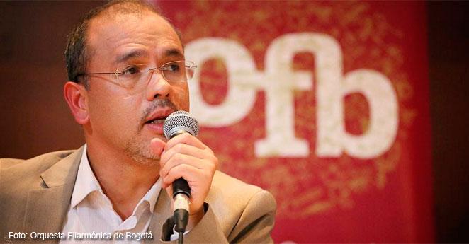 El malestar que generó la salida del Director de la Filarmónica de Bogotá