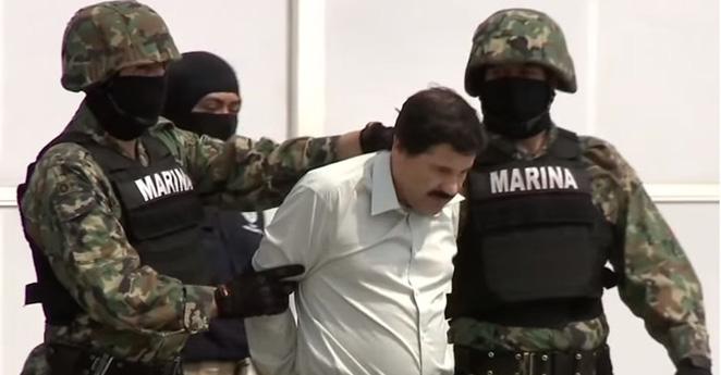 ¿El 'Chapo' Guzmán se escapó de nuevo de la cárcel?