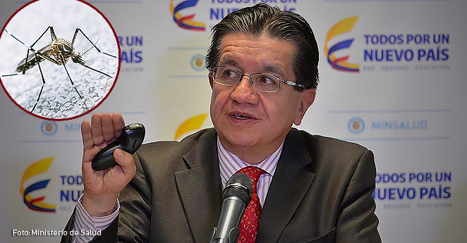 El zika: el Presidente alarma y el viceministro de salud pide calma