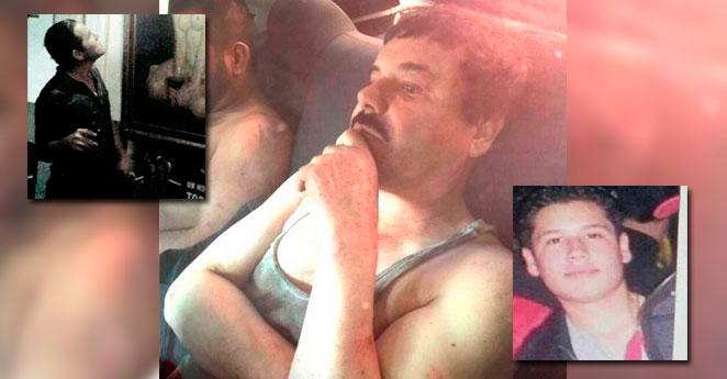 Hijos del Chapo juran que vengarán la recaptura de su padre