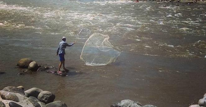 Preocupación por baja de nivel del río Magdalena