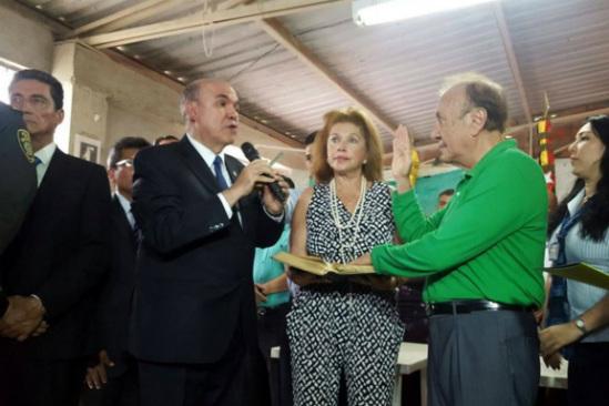 Rodolfo Hernandez Alcalde de Bucaramanga