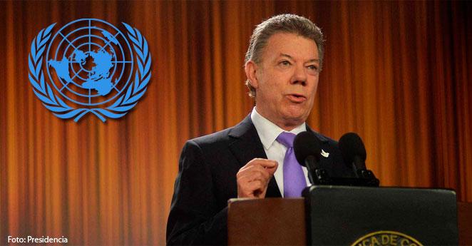 El apoyo de la ONU, verdades a medias: Gómez Martínez