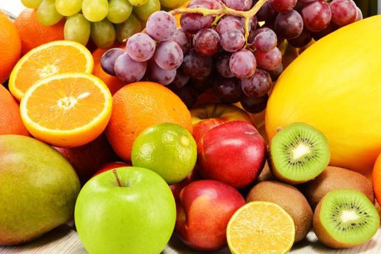 frutas, ejercicio