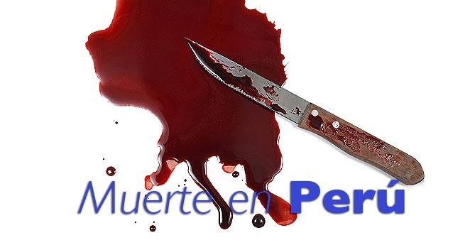 Dos colombianos en busca de fortuna en Perú: un asesino y su víctima