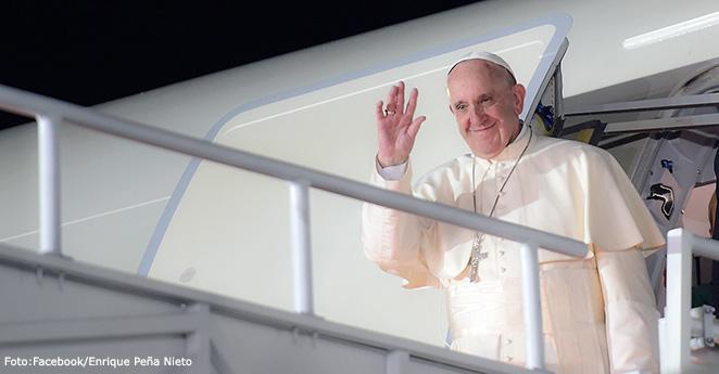 Francisco no viajes más