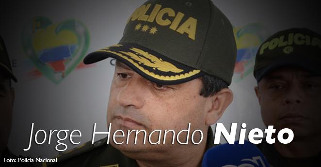 General Nieto Rojas, la misión es limpiar el nombre de la Policía