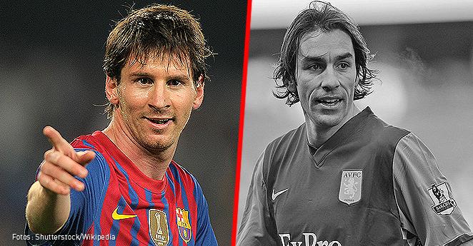 Cuando el penalti de Messi no sale bien