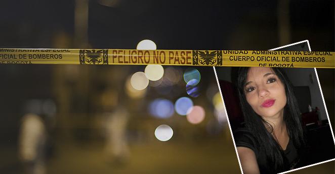 Después de matarla intentó suicidarse frente policías que lo iban a capturar