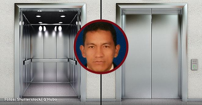 Murió triturado por un ascensor cuando rescataba a dos mujeres