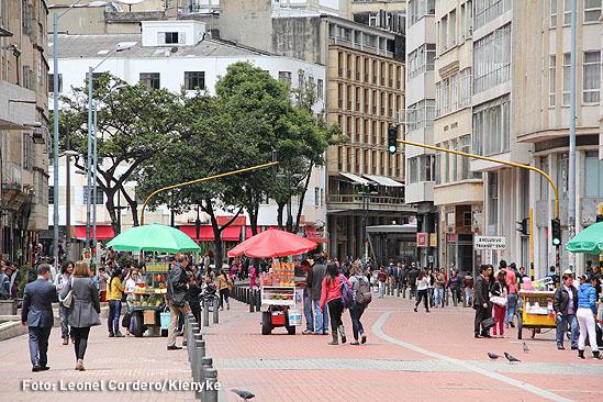 Panoramica Bogota Centro